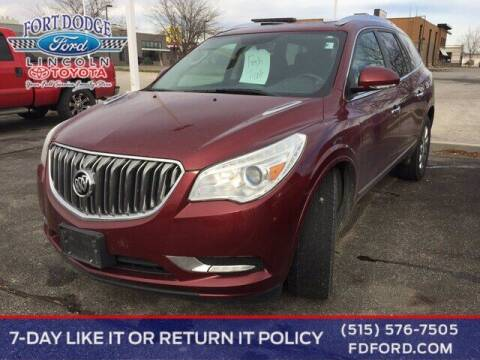 2016 Buick Enclave for sale at Fort Dodge Ford Lincoln Toyota in Fort Dodge IA