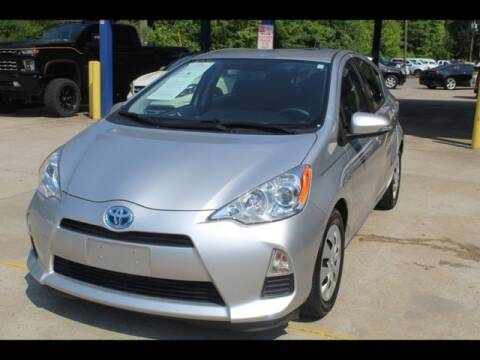 2012 Toyota Prius c for sale at Inline Auto Sales in Fuquay Varina NC