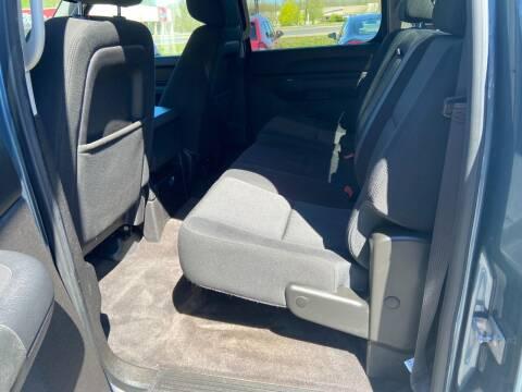 2013 Chevrolet Silverado 1500 for sale at Mark Regan Auto Sales in Oswego NY