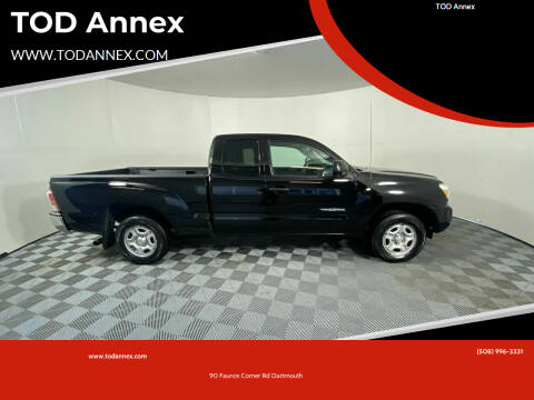 2012 Toyota Tacoma for sale at TOD Annex in North Dartmouth MA