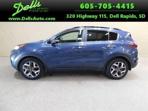 2021 Kia Sportage for sale at Dells Auto in Dell Rapids SD