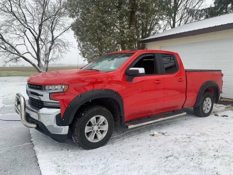 2020 Chevrolet Silverado 1500 for sale at Tomasello Truck & Auto Sales, Service in Buffalo NY