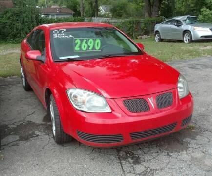 2007 Pontiac G5 for sale at Superior Motors in Mount Morris MI