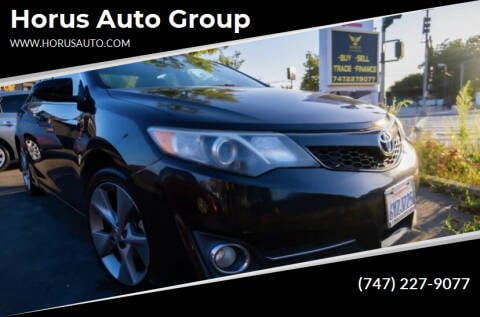 2012 Toyota Camry for sale at Alliance Auto Group Inc in Fullerton CA