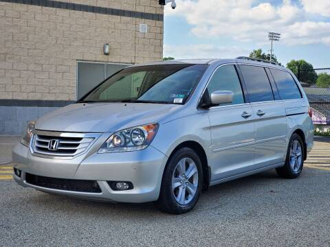 2010 Honda Odyssey for sale at FAYAD AUTOMOTIVE GROUP in Pittsburgh PA