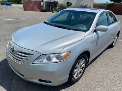 2007 Toyota Camry for sale at Professionals Auto Sales in Philadelphia PA