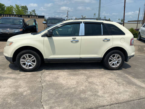 2008 Ford Edge for sale at Bobby Lafleur Auto Sales in Lake Charles LA