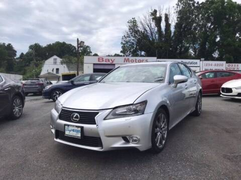 2014 Lexus GS 350 for sale at Bay Motors Inc in Baltimore MD
