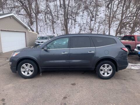 2013 Chevrolet Traverse for sale at Iowa Auto Sales, Inc in Sioux City IA