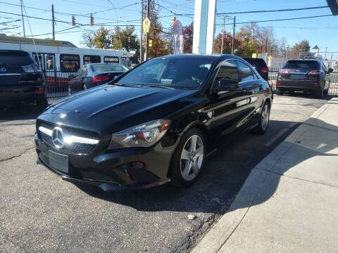 2016 Mercedes-Benz CLA for sale at i3Motors in Baltimore MD
