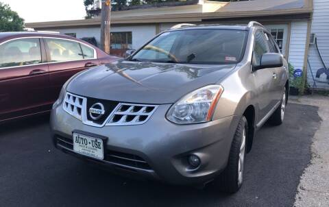 2011 Nissan Rogue for sale at Royal Crest Motors in Haverhill MA