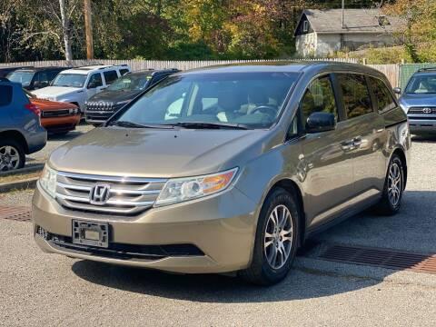 2011 Honda Odyssey for sale at AMA Auto Sales LLC in Ringwood NJ