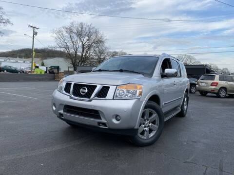 2011 Nissan Armada for sale at Auto Credit Group in Nashville TN