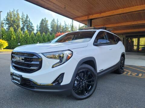 2020 GMC Terrain for sale at Silver Star Auto in Lynnwood WA