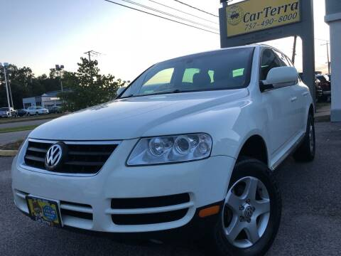2004 Volkswagen Touareg for sale at Carterra in Norfolk VA