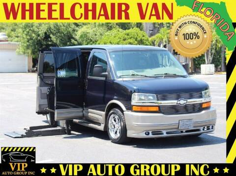 2005 Chevrolet Express Cargo for sale at VIP Auto Group in Clearwater FL