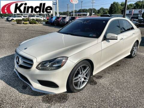 2014 Mercedes-Benz E-Class for sale at Kindle Auto Plaza in Cape May Court House NJ