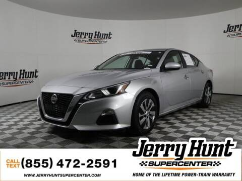 2020 Nissan Altima for sale at Jerry Hunt Supercenter in Lexington NC