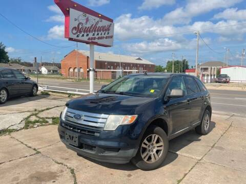 2010 Ford Edge for sale at Southwest Car Sales in Oklahoma City OK