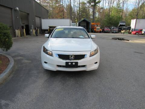 2009 Honda Accord for sale at Heritage Truck and Auto Inc. in Londonderry NH