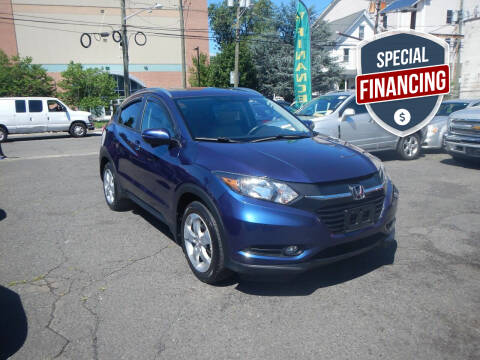 2017 Honda HR-V for sale at 103 Auto Sales in Bloomfield NJ