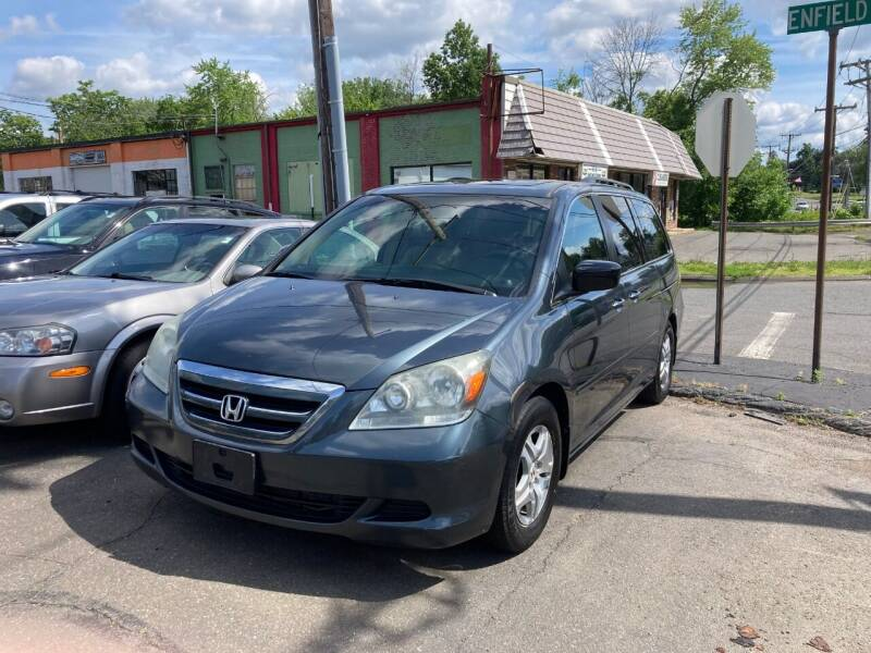 2005 Honda Odyssey for sale in Enfield, CT