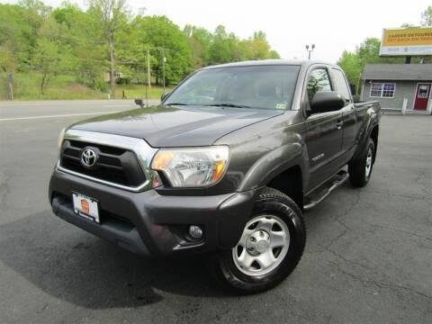 2012 Toyota Tacoma for sale at Guarantee Automaxx in Stafford VA