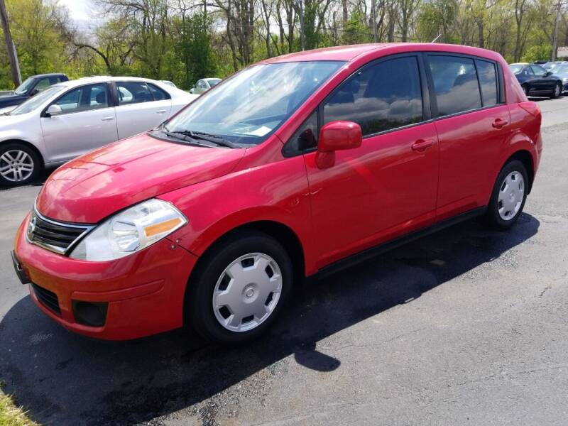 2012 Nissan Versa for sale at Germantown Auto Sales in Carlisle OH