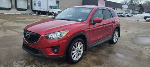 2014 Mazda CX-5 for sale at Steve's Auto Sales in Madison WI