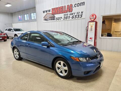 2006 Honda Civic for sale at Kinsellas Auto Sales in Rochester MN
