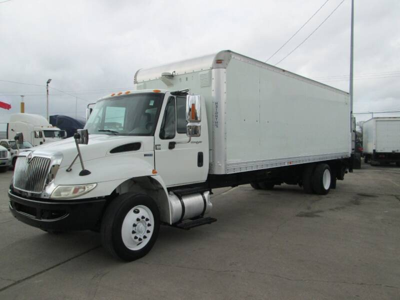 2014 International DuraStar 4300 for sale at Pasadena Auto Planet - 9172 North Freeway in Houston TX