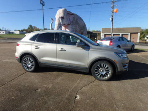 2015 Lincoln MKC for sale at BLACKWELL MOTORS INC in Farmington MO