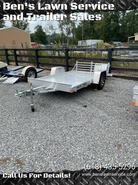 2022 BearTrack BTU65120S for sale at Ben's Lawn Service and Trailer Sales in Benton IL