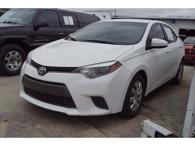 2016 Toyota Corolla for sale at Watson Auto Group in Fort Worth TX
