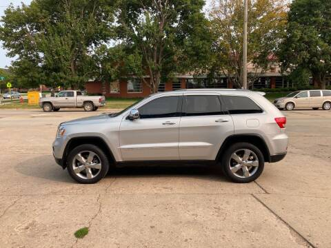 2012 Jeep Grand Cherokee for sale at Mulder Auto Tire and Lube in Orange City IA