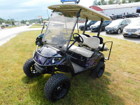 2007 Yamaha Drive for sale at Ripley & Fletcher Pre-Owned Sales & Service in Farmington ME