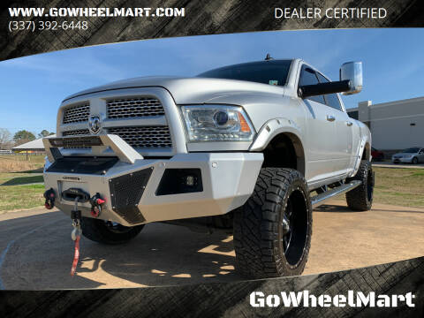 2016 RAM Ram Pickup 2500 for sale at GOWHEELMART in Available In LA