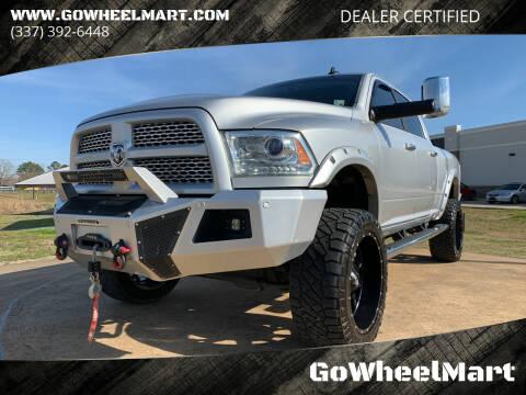 2016 RAM Ram Pickup 2500 for sale at GoWheelMart in Leesville LA
