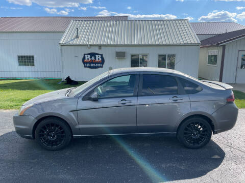 2011 Ford Focus for sale at B & B Sales 1 in Decorah IA