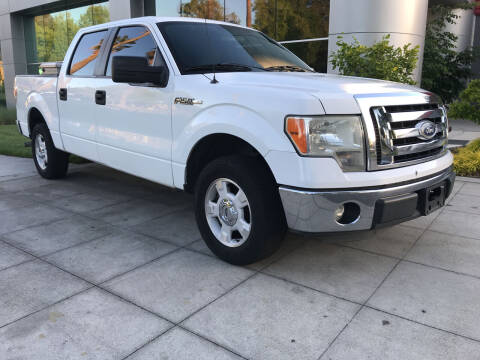 2011 Ford F-150 for sale at Top Motors in San Jose CA