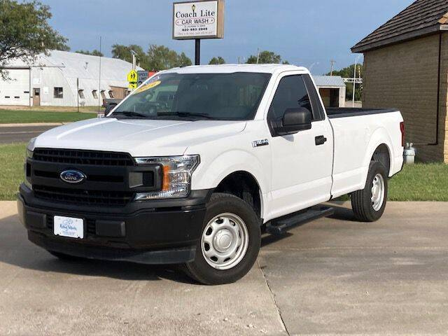2019 Ford F-150 for sale at Rolling Wheels LLC in Hesston KS