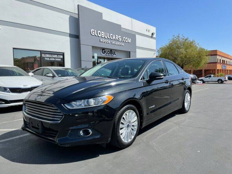 2013 Ford Fusion Hybrid for sale in Las Vegas, NV