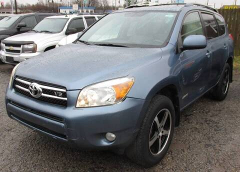 2007 Toyota RAV4 for sale at Express Auto Sales in Lexington KY