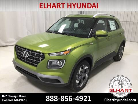 2021 Hyundai Venue for sale at Elhart Automotive Campus in Holland MI