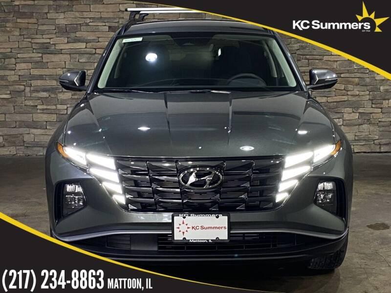 2022 Hyundai Tucson for sale in Mattoon, IL