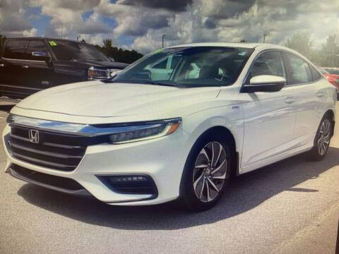 2019 Honda Insight for sale at Coast to Coast Imports in Fishers IN