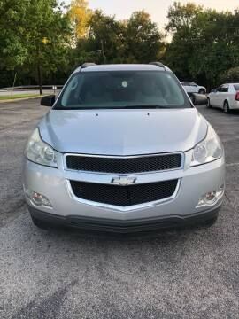 2012 Chevrolet Traverse for sale at Discount Auto in Austin TX