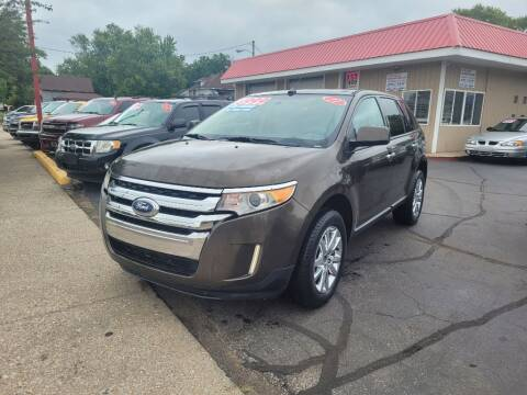 2011 Ford Edge for sale at THE PATRIOT AUTO GROUP LLC in Elkhart IN