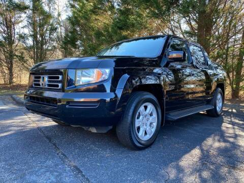 2006 Honda Ridgeline for sale at Lenoir Auto in Lenoir NC
