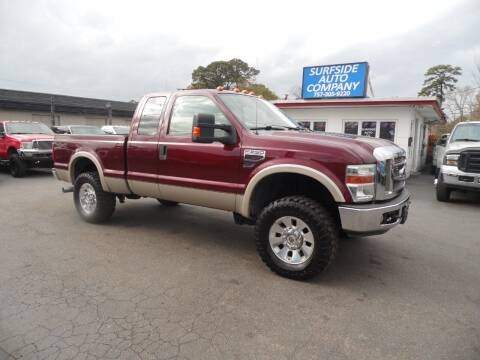 2008 Ford F-250 Super Duty for sale at Surfside Auto Company in Norfolk VA